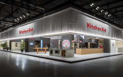 Discover KitchenAid's major appliances at EuroCucina 2018: Premium Quality, Professional Results