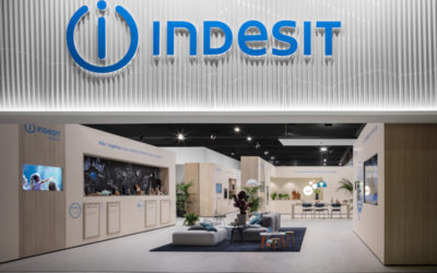 Indesit presents Lifeproof Cooking solutions for the whole family at Eurocucina