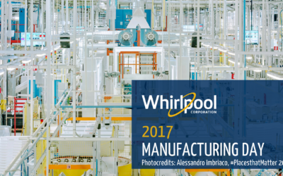 Whirlpool EMEA Marks National Manufacturing Day 2017