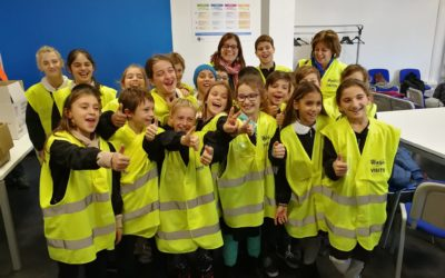 Whirlpool EMEA facilities turn into schools for a day