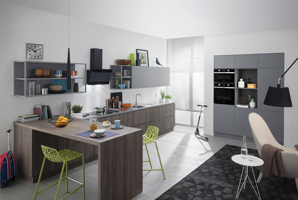 Indesit Aria suite at EuroCucina 2018