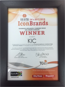 KIC Appliances - Icon Brands Fridge Freezer Category