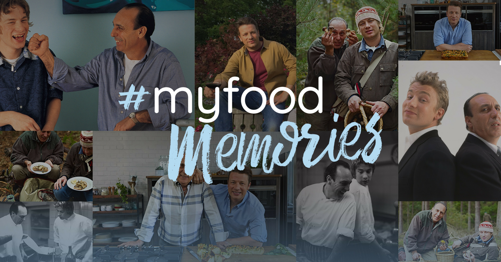 Share your food memories with Hotpoint and Jamie Oliver