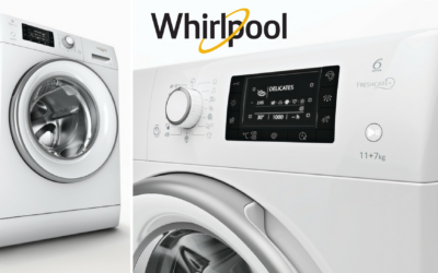 Whirlpool's FreshCare + keeps your garments fresh for up to 6 hours after the cycle is over