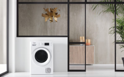 Enjoy freshness plus free time with the new FreshCare+ tumble dryer from Whirlpool