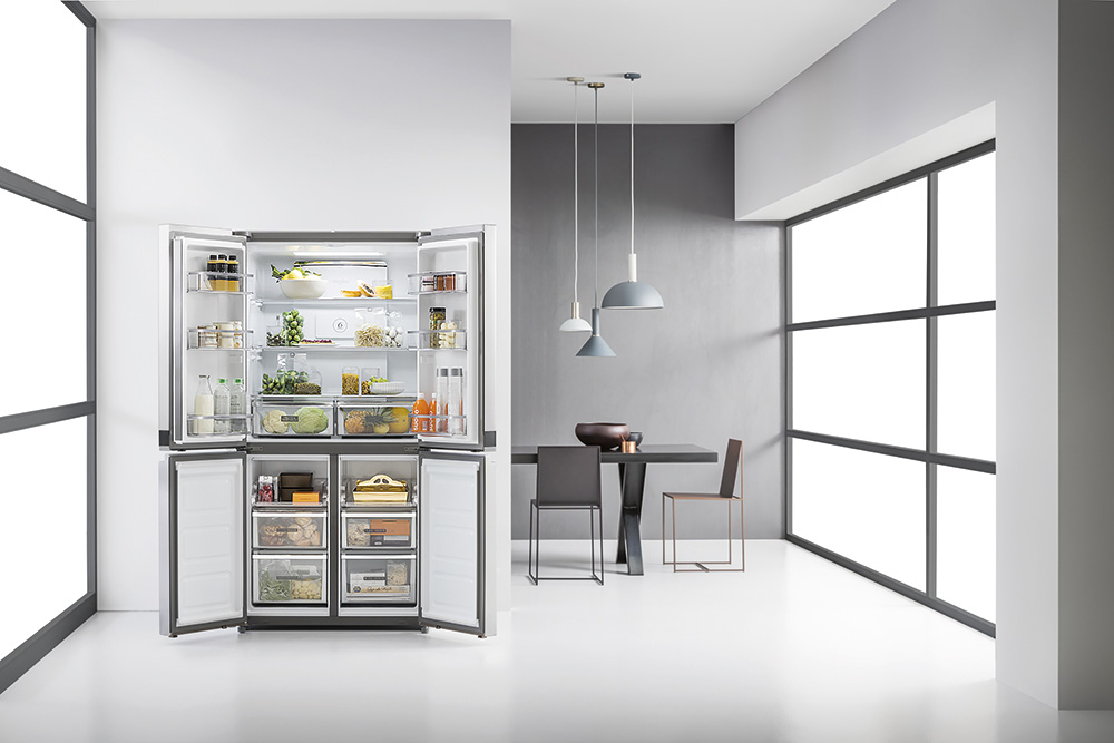 Whirlpool W Collection 4 Doors at Eurocucina 2018