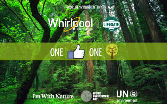 World Environment Day 2017: Whirlpool for safeguarding the Amazon rainforest