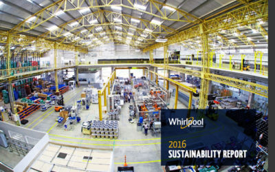 Way Ahead of Schedule – Whirlpool Corporation Meets Two Sustainability Goals Early
