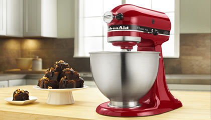 1st Iconic KitchenAid® Stand Mixer