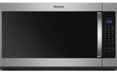 Microwaves Are Latest Whirlpool Corporation Appliances to Meet AHAM Sustainability Standards