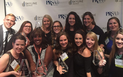 Whirlpool Corporation, Whirlpool Brand, Maytag and WLabs Take Home Chicago PRSA Skyline Awards and Awards of Excellence