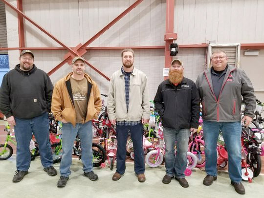 news-Clyde-DonatedBikes2017