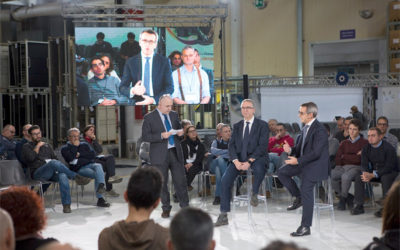Whirlpool and Marche Region in Italy: a winning partnership