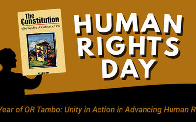 Human Rights Day in South Africa