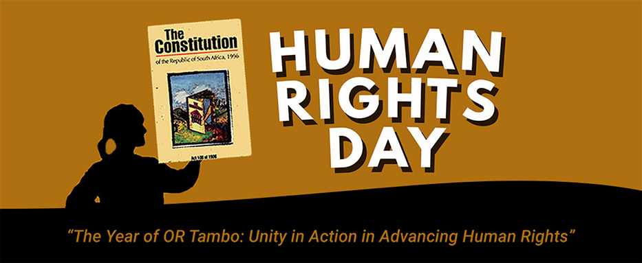 human rights in south africa South africa's constitution (1996) enshrines the supremacy of the constitution and the rule of law everyone in south africa, including the government, and all laws are subject to and must follow the constitution.