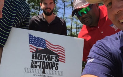 Whirlpool Sales Supports Homes for Our Troops Golf Classic