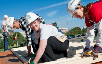 Indiana University, Kelley School and Whirlpool Partnering on 2017 Habitat for Humanity Campus Build in Bloomington