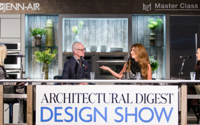 Jenn-Air at the Architectural Digest Show