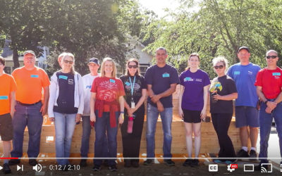 Whirlpool Corporation Honors Jeff Fettig with Global Habitat Builds
