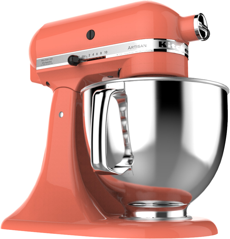 Awesome KitchenAid Brand Debuted U201cBird Of Paradise,u201d The 2018 Color Of The Year, At  The International Home And Housewares Show In Chicago.