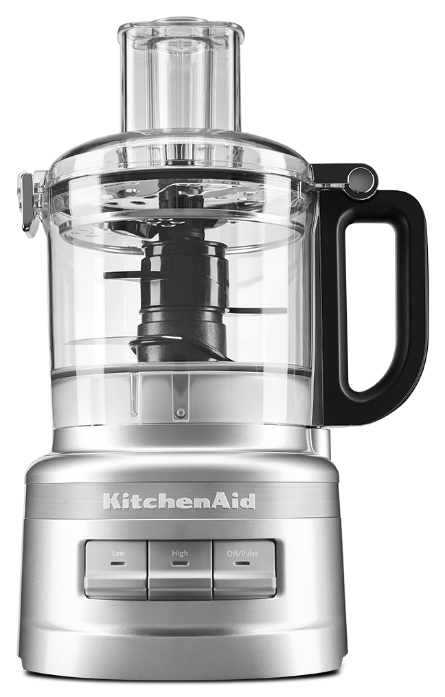 Easy To Use 7 And 9 Cup Food Processors Debut At 2018 Housewares Show Kitchenaid