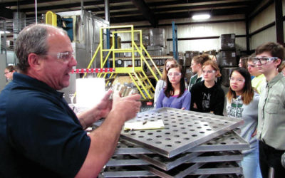 Manufacturing Day Gives Students a Look at Local Opportunities