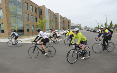 Whirlpool Corporation Team Members Get Healthy and Give Back Through 240 Mile Ride to Clyde