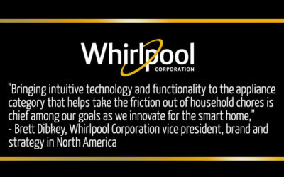Whirlpool Corporation becomes first appliance maker to activate Apple Watch functionality