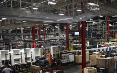 Whirlpool to hire 500 for Amana refrigerator plant