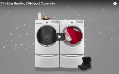 Happy Holidays from Whirlpool Corporation
