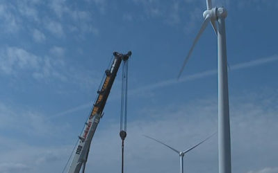 New wind turbines at Whirlpool plant spiking curiosity in Marion County