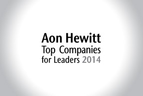 "It's a Three-peat: Whirlpool Named in Top 10 Aon Hewitt ""Top Companies for Leaders"""