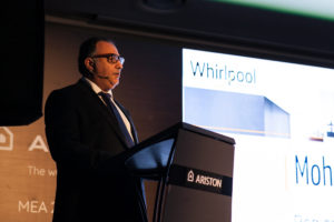 Mohammad El Yassir, Regional Managing Director, MEA, Whirlpool Corporation