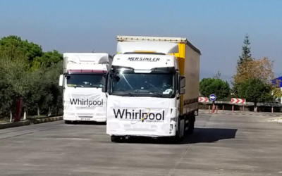 Whirlpool Corporation donates 500 home appliances to support families affected by the earthquakes in Turkey