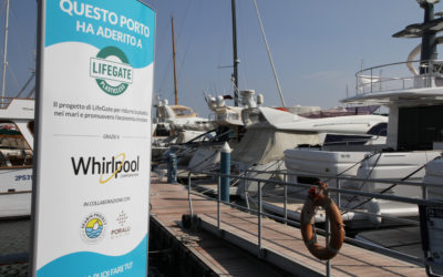 Whirlpool EMEA joins #PlasticLess in the ocean pollution emergency
