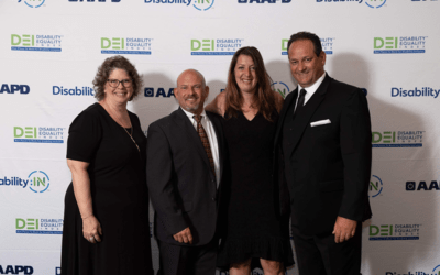 Whirlpool Corporation Scores 100 Percent on 2019 Disability Equality Index