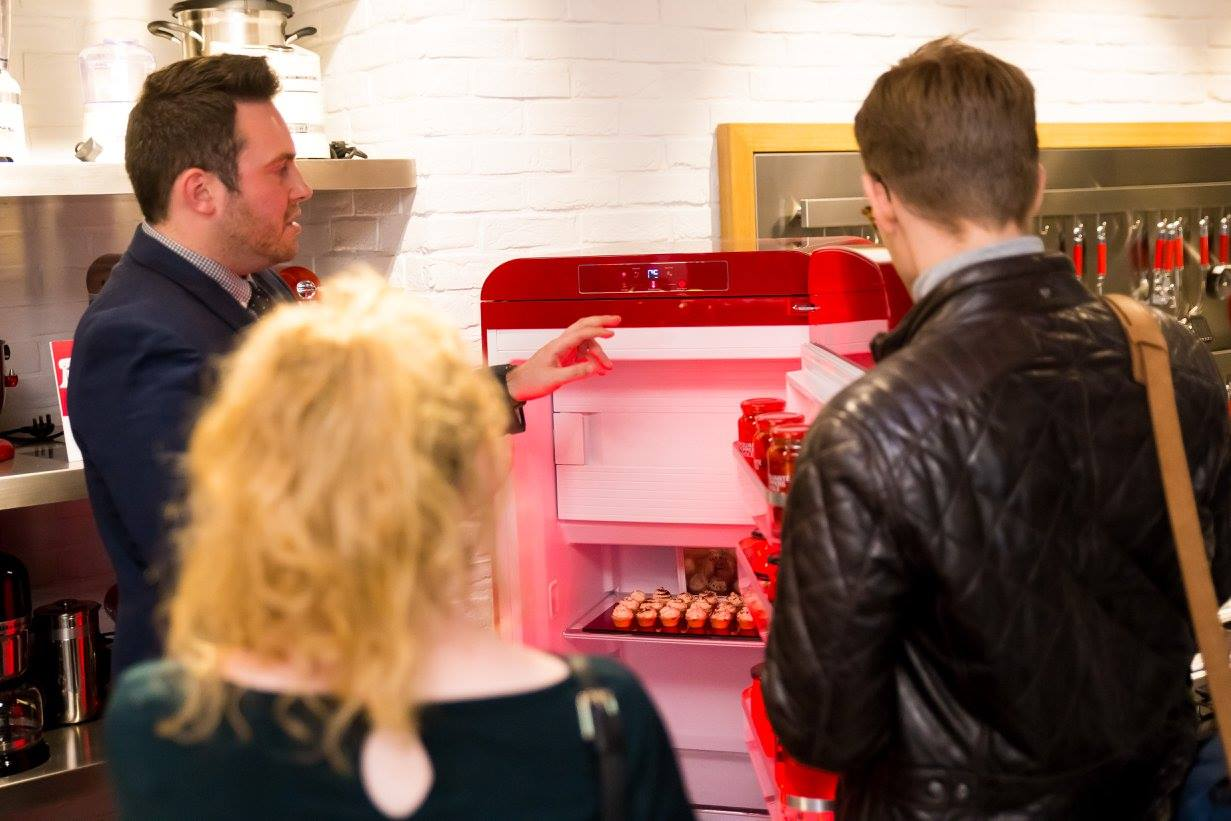 KitchenAid Iconic Fridge Launch Event - 20th April 2017