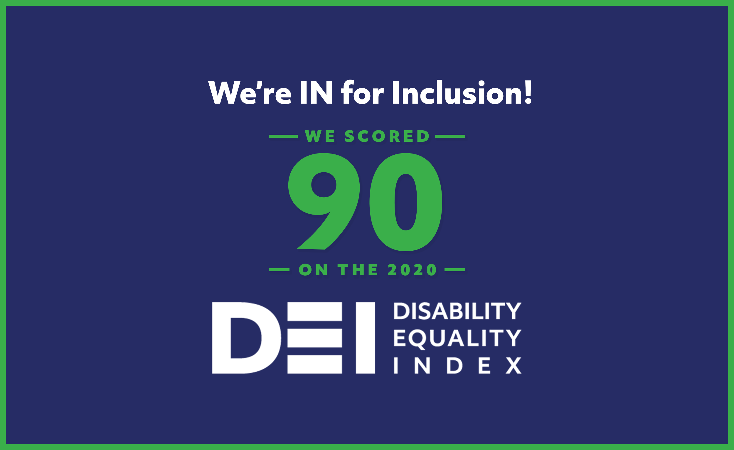 Whirlpool Corporation Disability Equality Index