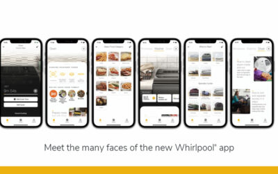 The new Whirlpool App is now available!