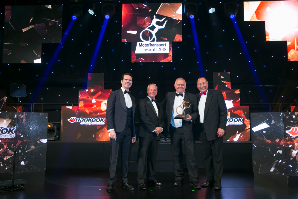 Whirlpool UK Appliances Wins Two Motor Transport Awards