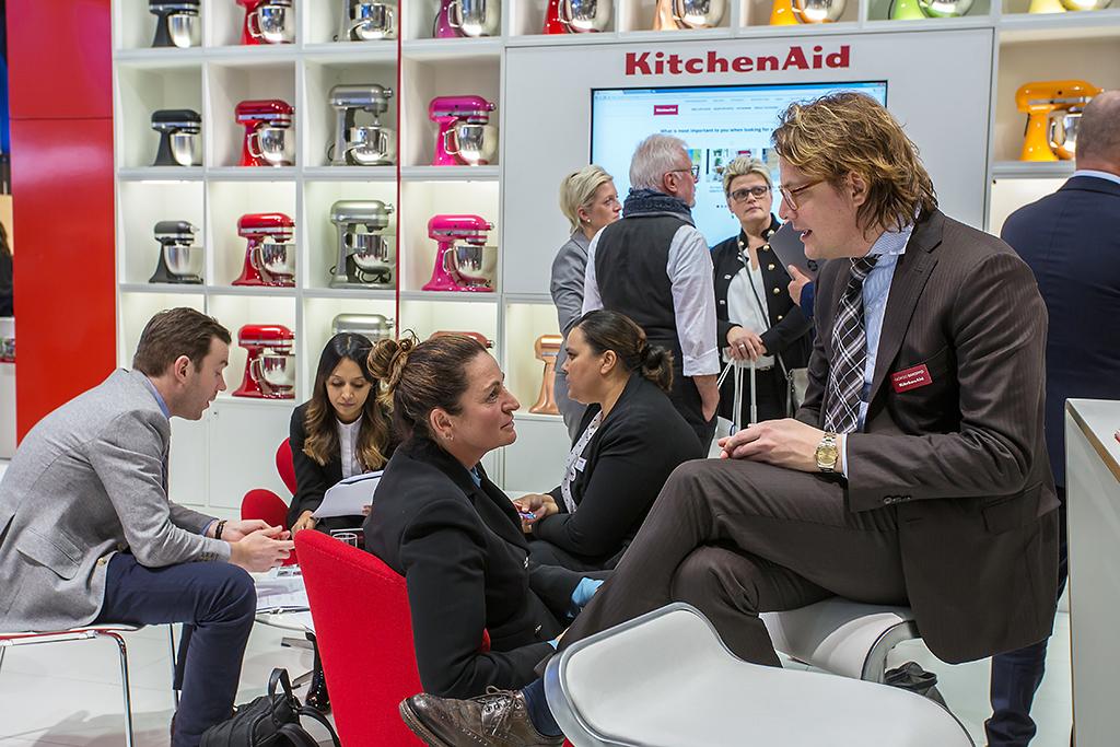Kitchenaid At Ambiente 2018 In Frankfurt Whirlpool