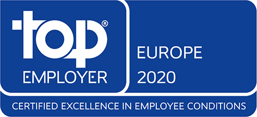 Top Employer Award Europe