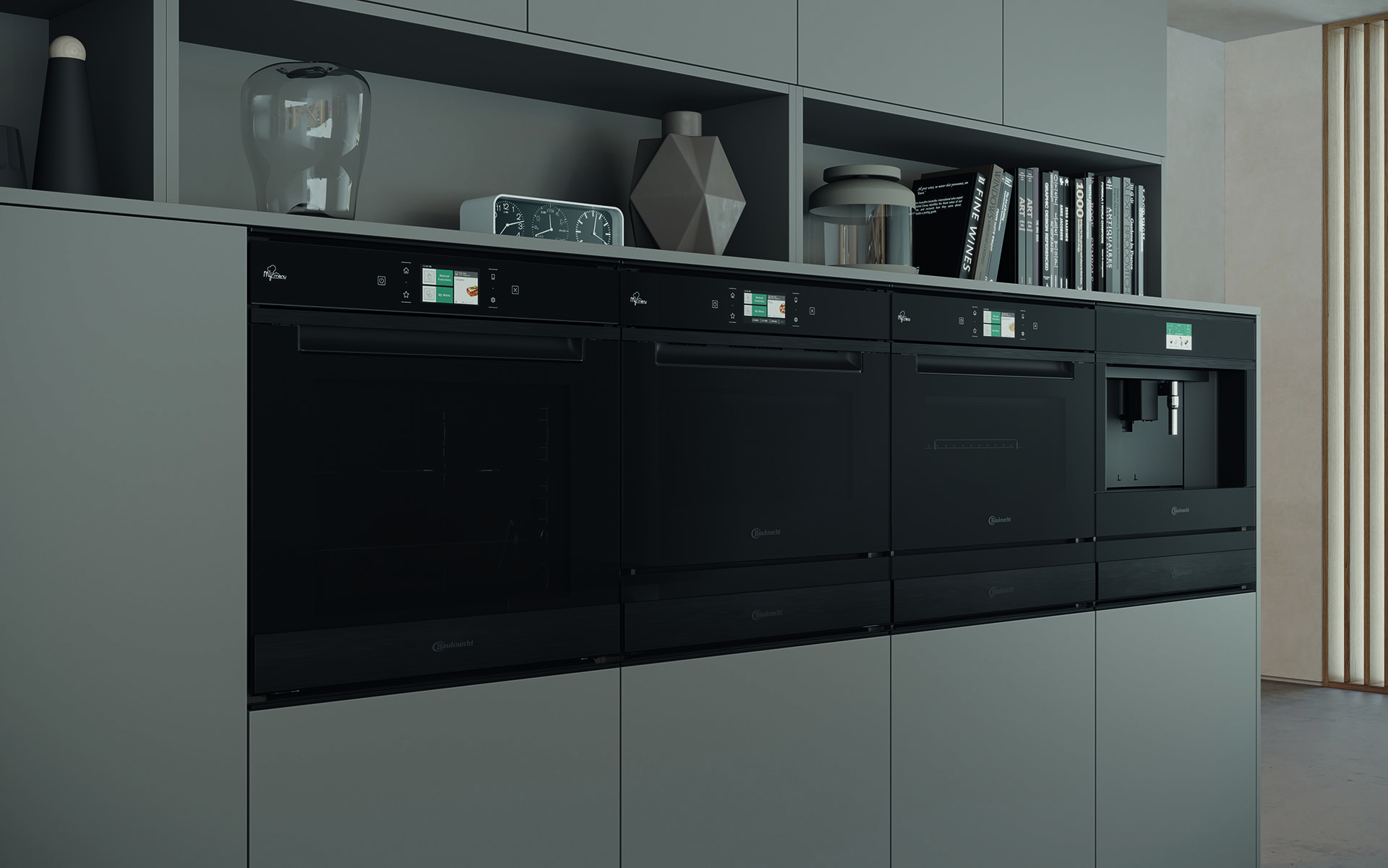 Bauknecht Built-in Collection
