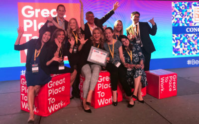 "Whirlpool Canada Awarded Prestigious ""Best Places to Work"" in Canada Award"
