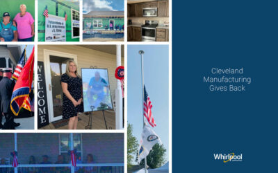 Cleveland Manufacturing Community Steps in to Rebuild the Home of a  Retiree