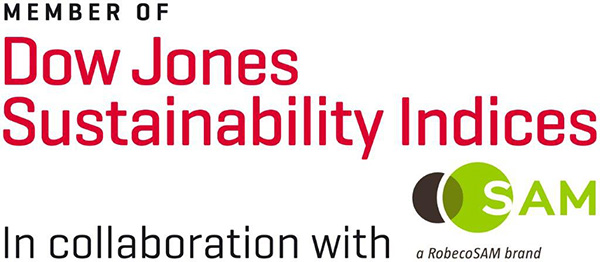Dow Jones Sustainability Indices Member Logo
