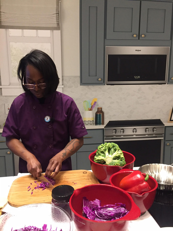 Habitat for Humanity and Whirlpool Corp Team Up With Chef Roshara Sanders