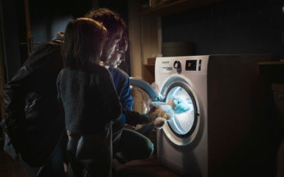 New Hotpoint campaign strengthens brand positioning in laundry segment with a caring vision for the future