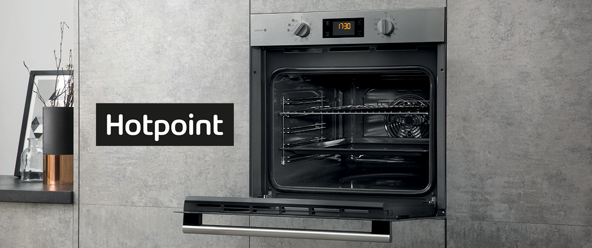 Hotpoint Steam Oven