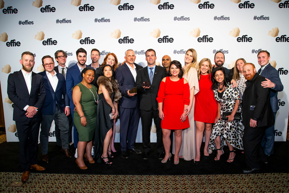 JennAir: Bound By Nothing™ Takes Gold At 2019 North American Effie Awards 1